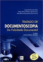 Livro Tratado de Documentoscopia da Falsidade Documental